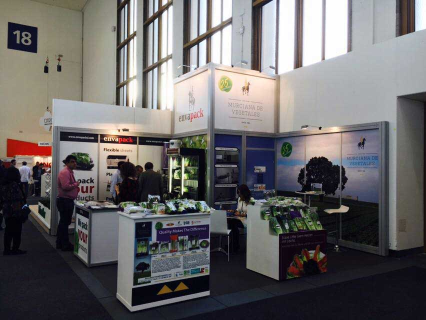 Feria Fruit Logistica 2016