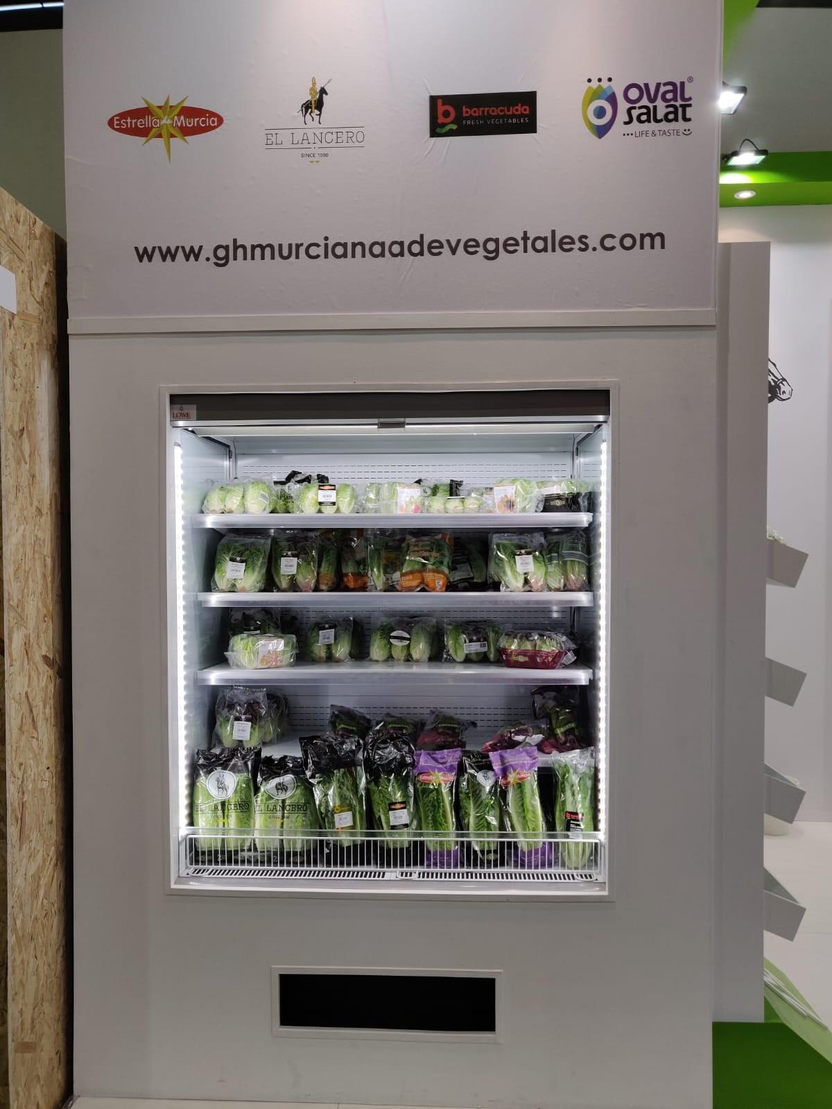 Acudimos a Fruit Logistica 2020